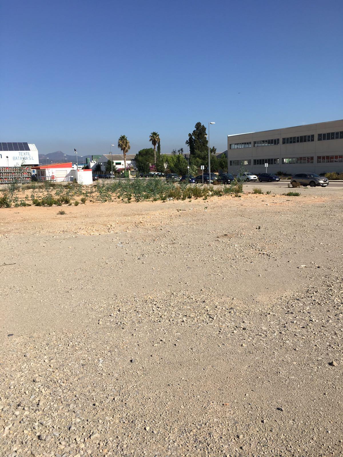 Terreno industrial en Bétera