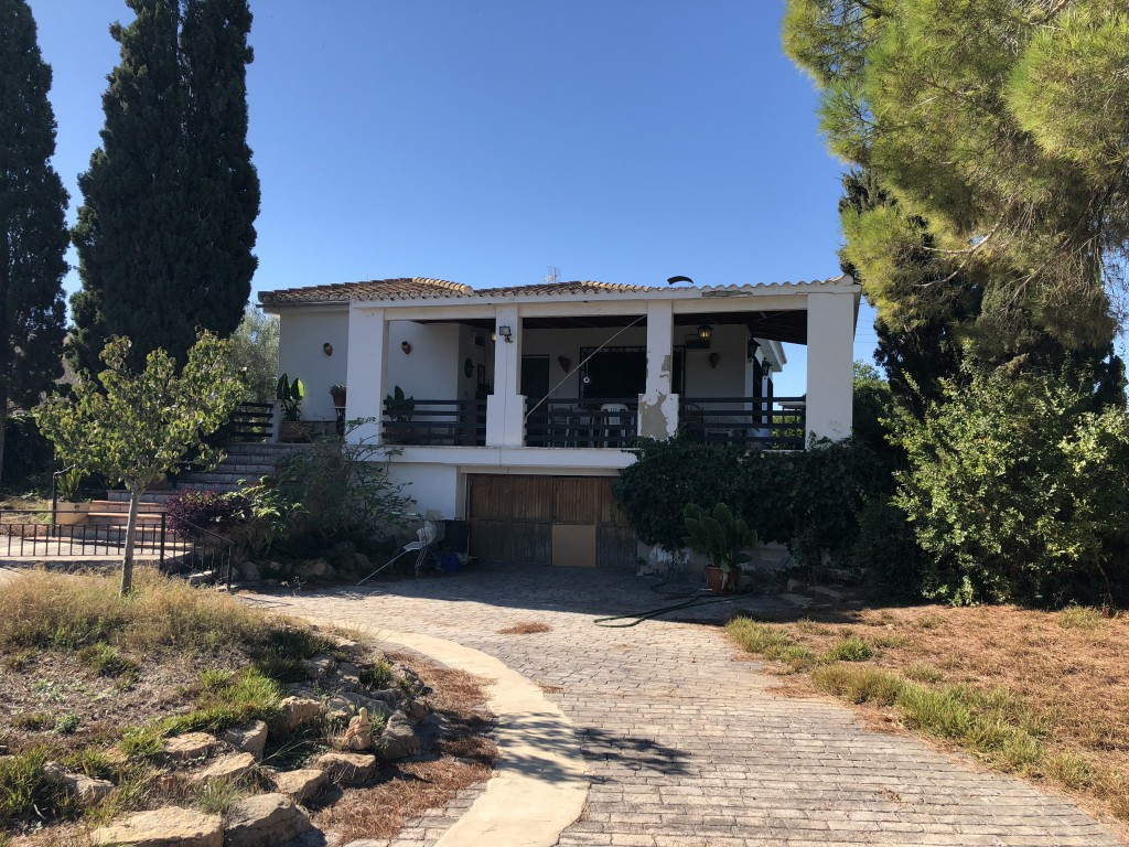 Chalet en zona Paternero