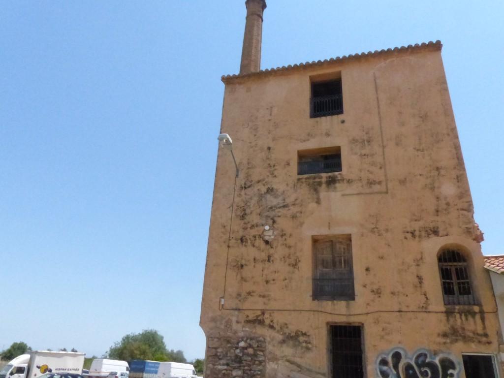 Edificio para rehabilitar en Bétera