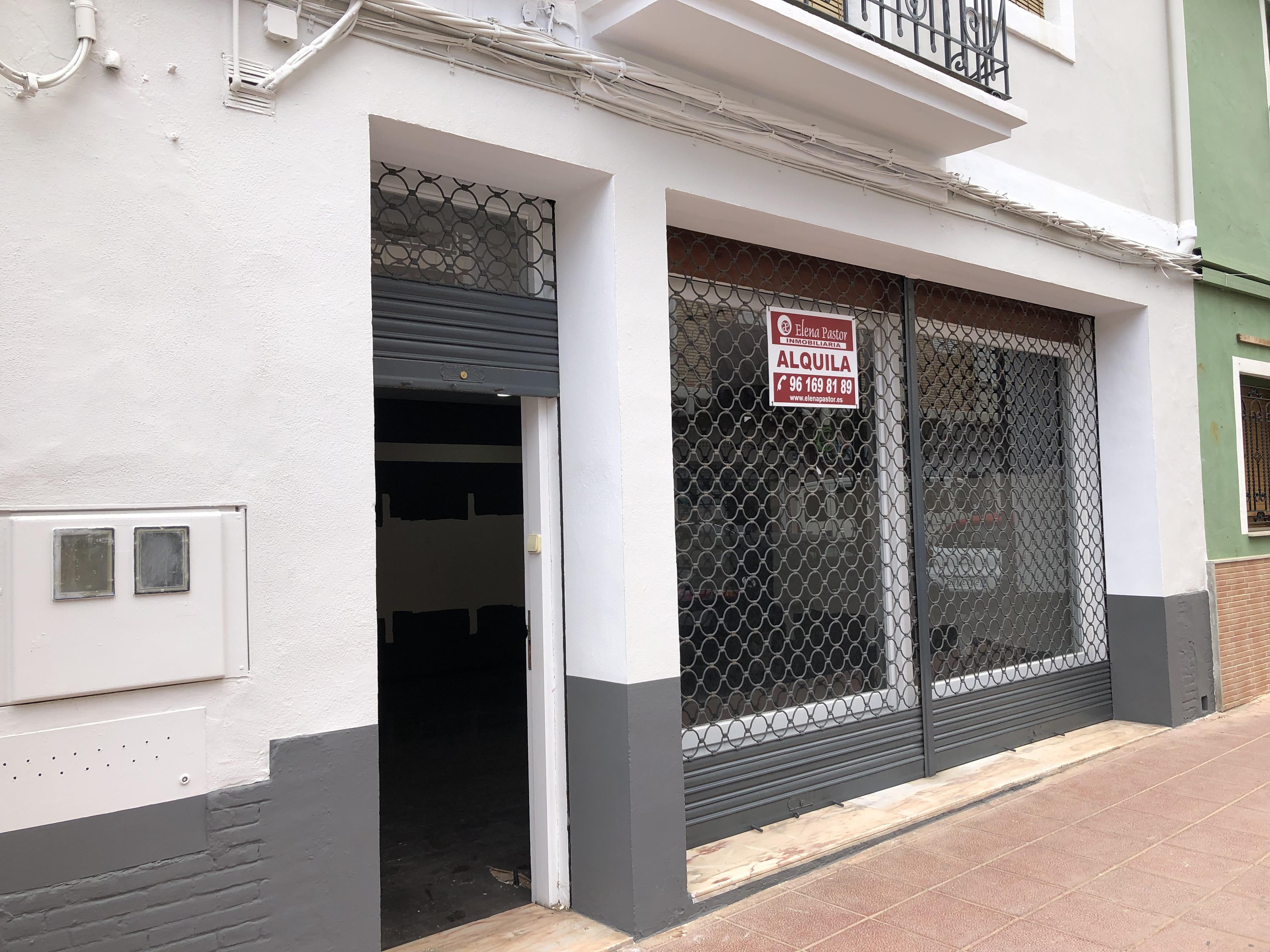Local zona ayuntamiento