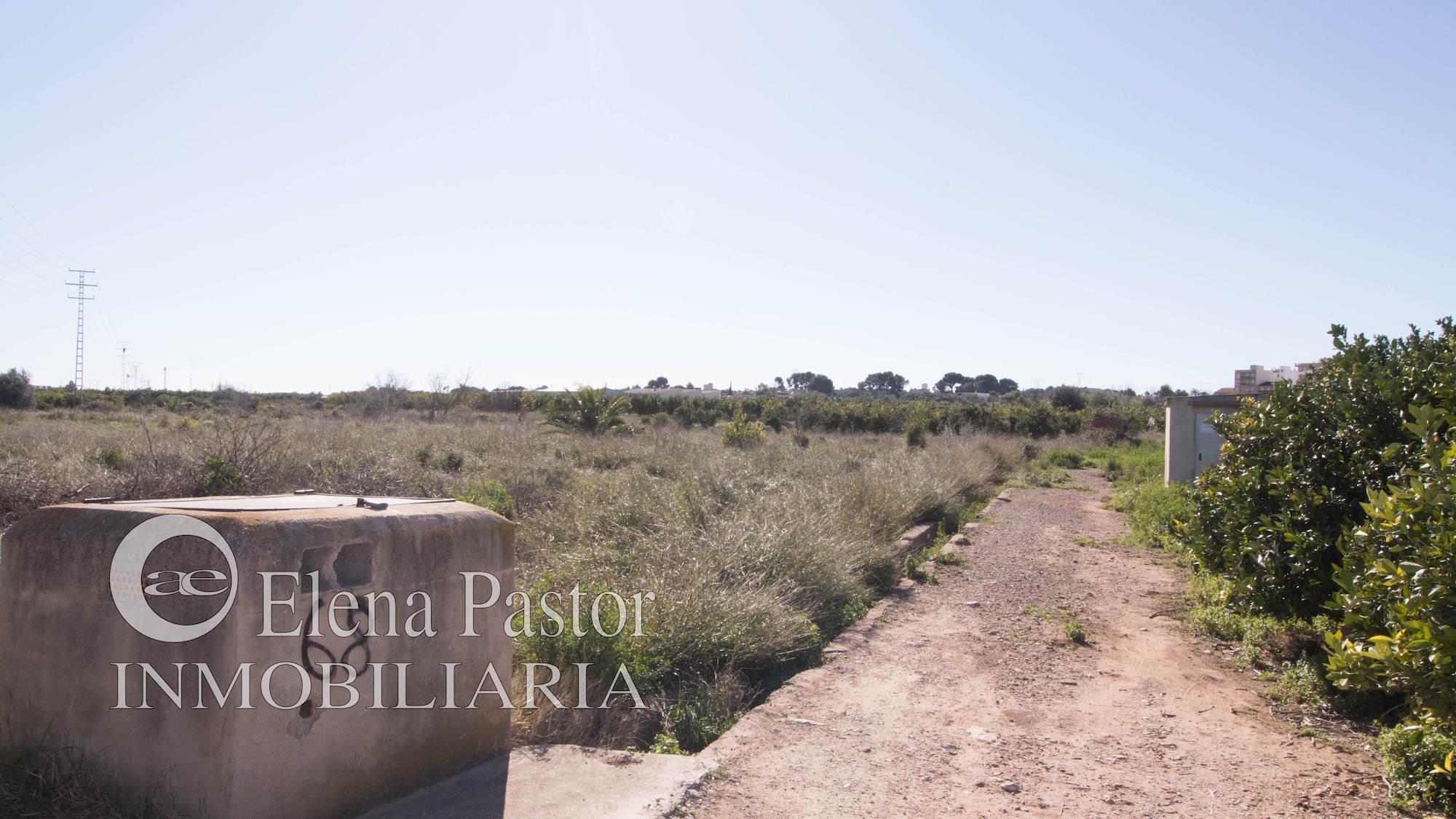 Terreno rústico en Bétera